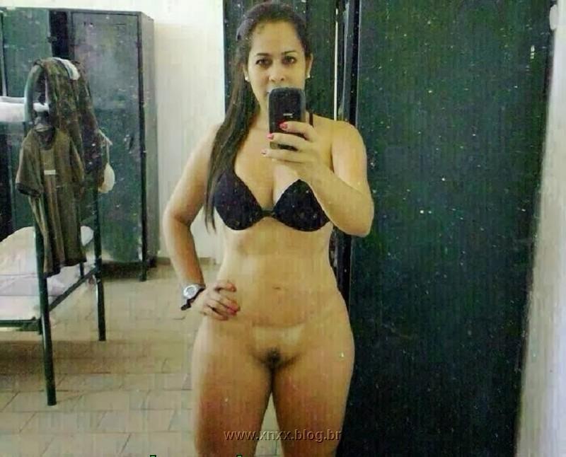Caiu Na Tenente Gostosa Vaza Fotos No Whatsapp